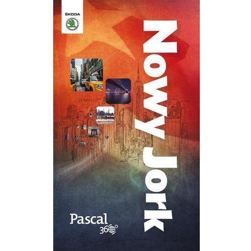 OKAZJA - Nowy Jork - Pascal 360 stopni (2014) - Dostępne od: 2014-11-21, oprawa miękka