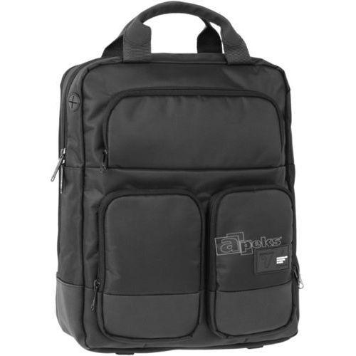 "Roncato Princeton plecak / torba na laptop 15,6"" / tablet 10'', kolor czarny"
