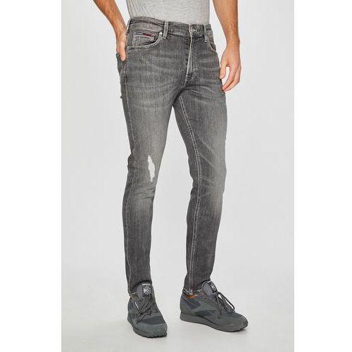- jeansy simion marki Tommy jeans
