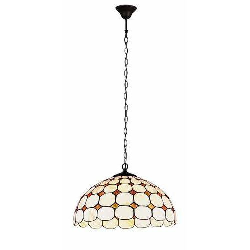 Rabalux Lampa wisząca marvel 2x60w e27 brąz 8076 (5998250380766)