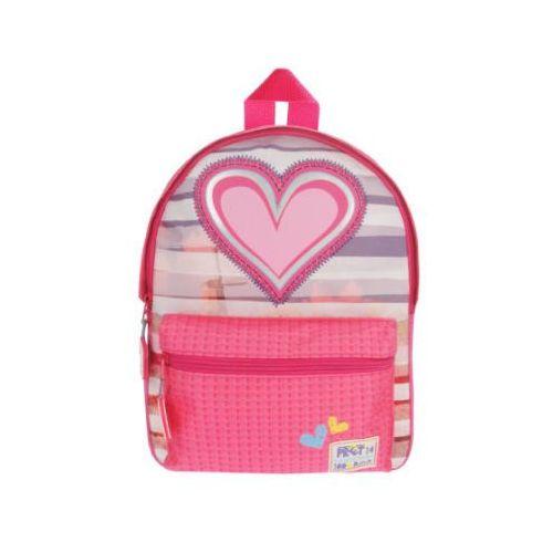 CANDIDE Plecak - Pret Denimized, pink (8712645236004)