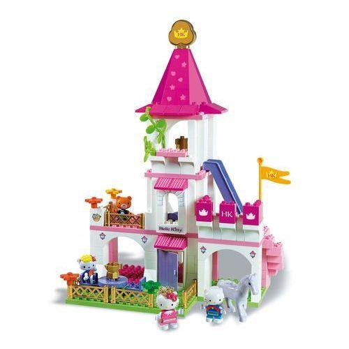 Unico Hello Kitty Księżniczka - Duży zamek - BEZPŁATNY ODBIÓR: WROCŁAW!