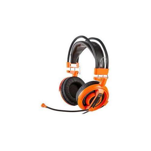 Zestaw słuchawkowy E-Blue Cobra I (EHS013OG) Pomarańczowy