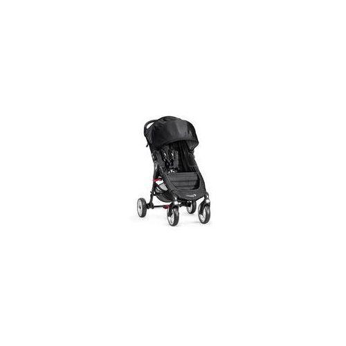 Baby jogger W�zek spacerowy city mini single 4w + gratis (black/gray)