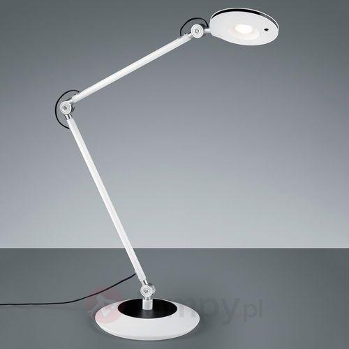 Trio Roderic Lampa stołowa LED Biały, 1-punktowy - Nowoczesny - Obszar wewnętrzny - Roderic - Czas dostawy: od 2-4 dni roboczych (4017807291452)