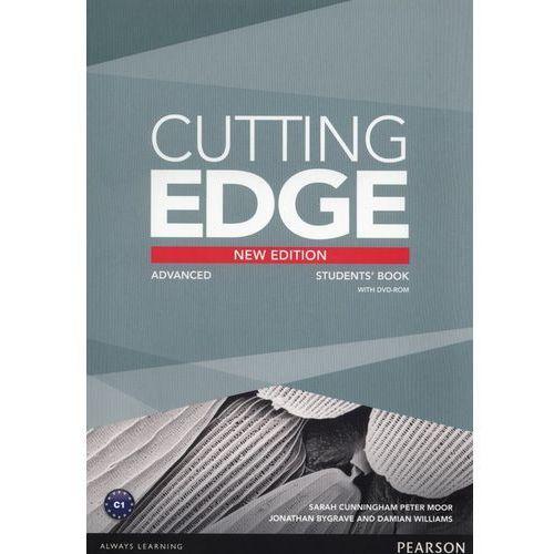 Cutting Edge 3rd Edition Advanced. Podręcznik + DVD (2014)