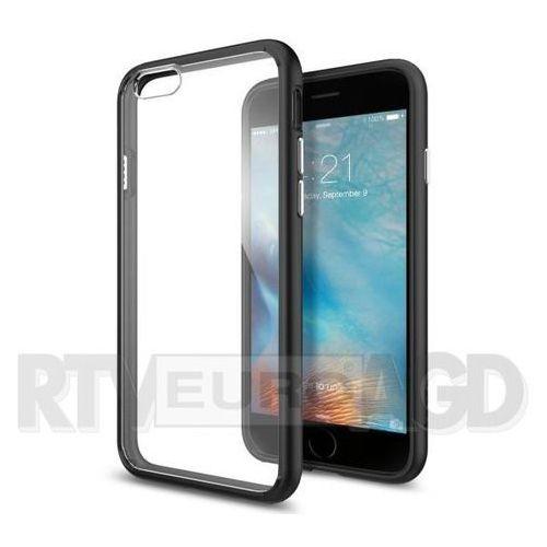 Spigen Ultra Hybrid SGP11600 iPhone 6s (czarny) (8809404219351)