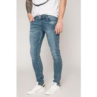 - jeansy sleenker marki Diesel