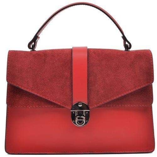 Mangotti torebka czerwona, kolor czerwony