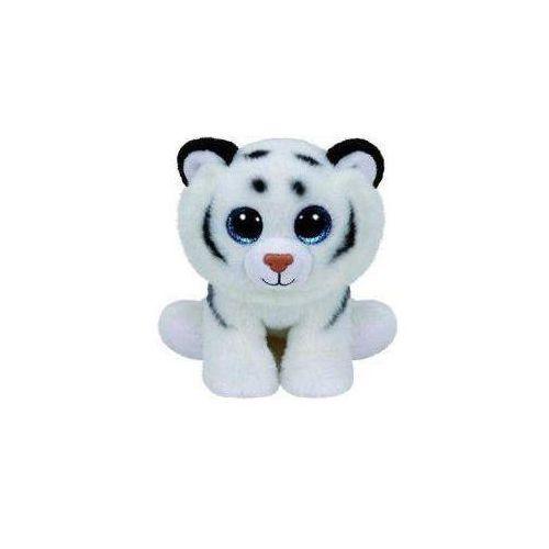 Beanie babies tundra - biały grys marki Ty