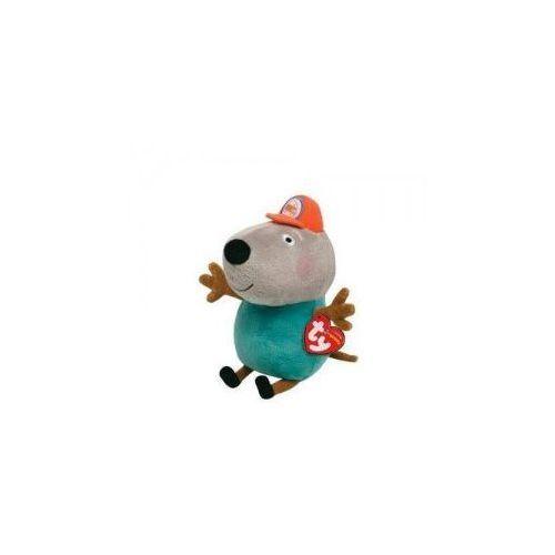 Ty Beanie babies peppa pig - grandad pies