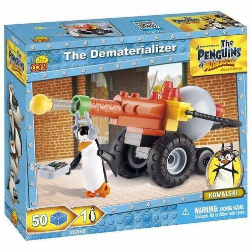 Cobi Pingwiny z Madagaskaru Dematerializer 26050