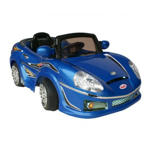Samochód roadster niebieski od producenta Arti