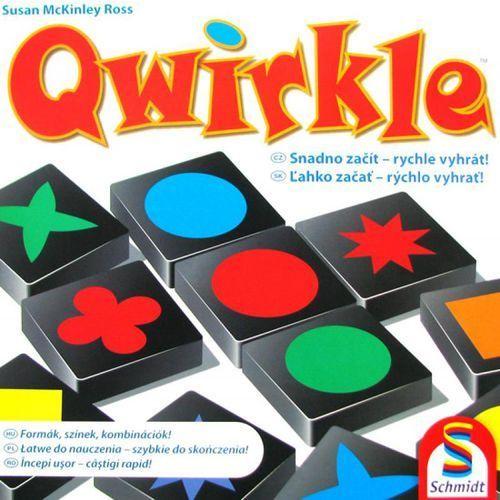 Qwirkle - produkt z kategorii- Gry planszowe