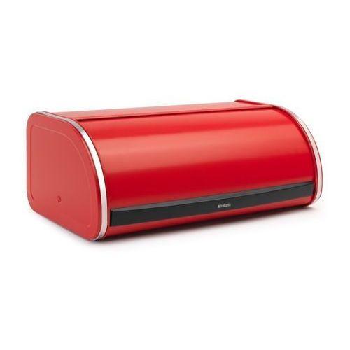 Brabantia - chlebak wypukły - czerwony passion - czerwony