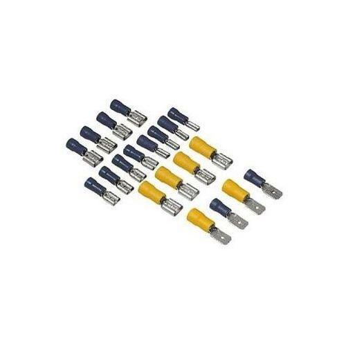 Akcesorium konektor płaski gniazdo 2.5/2.8.6 wtyki 6/6.3 mm marki Hama