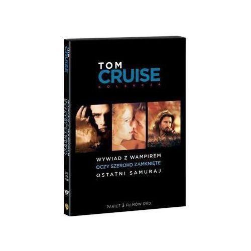 TOM CRUISE - PAKIET (3 DVD) - Zakupy powyżej 60zł dostarczamy gratis, szczegóły w sklepie