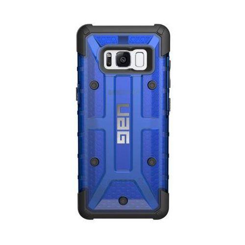 Etui  plasma case do samsung galaxy s8 niebieski przeźroczysty marki Urban armor gear