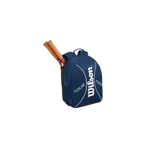 Wilson tour backpack b/w