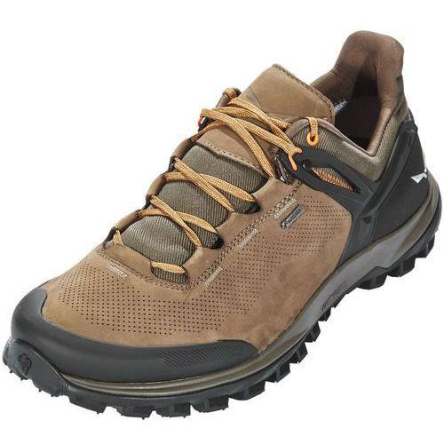 Salewa wander hiker gtx buty mężczyźni brązowy uk 11 | eu 46 2018 buty turystyczne