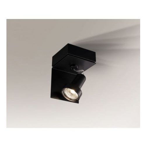 Shilo Hamada 2221-b reflektor wpuszczany gu10 czarny