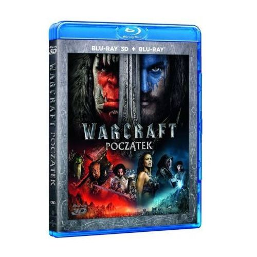 Filmostrada Warcraft: początek 3d (2bd) (5902115602436)