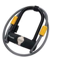 Onguard Zapięcie rowerowe  5810 u-lock - 11mm 90mm 140mm - 2 x klucze + linka 10mm 120cm ong-5810 ss16 (7290001258101)
