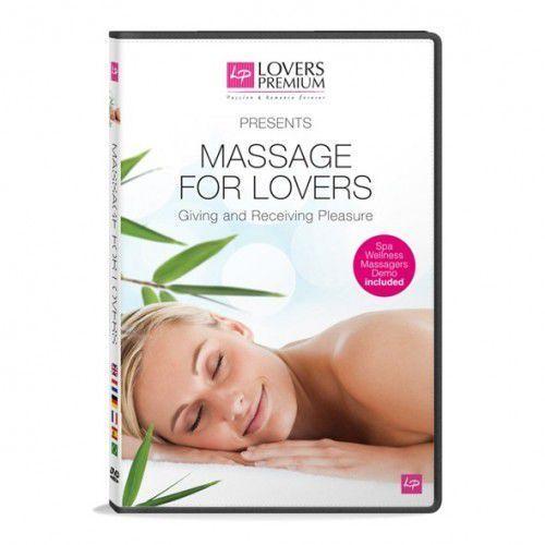 Film edukacyjny - MASAŻ - LoversPremium Massage for Lovers DVD - OKAZJE