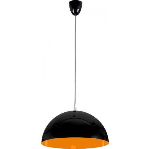 Nowodvorski  hemisphere black-orange fluo s i lampa wisząca 6372 (5903139637299)