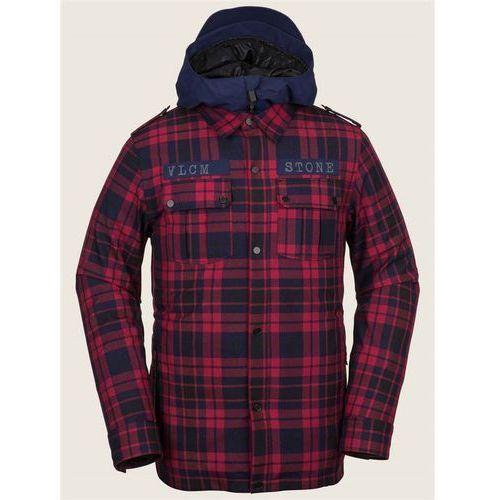 kurtka VOLCOM - Creedle2Stone Jacket Red (RED) rozmiar: M, 1 rozmiar