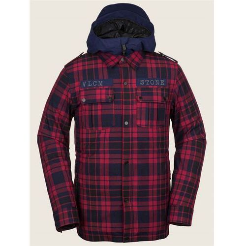kurtka VOLCOM - Creedle2Stone Jacket Red (RED) rozmiar: XL