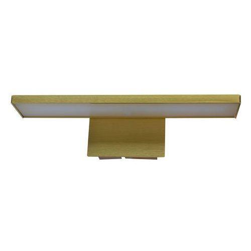 Italux Kinkiet elena mb14402-01s bb oprawa lampa ścienna 1x5w led mosiądz szczotkowany (5900644407249)