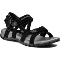 Sandały MERRELL - Sandspur Convertible J124099C Black, kolor czarny
