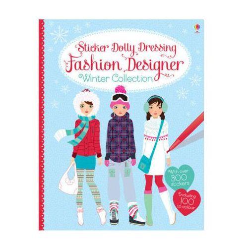Sticker Dolly Dressing Fashion Designer Winter Collection, Watt, Fiona