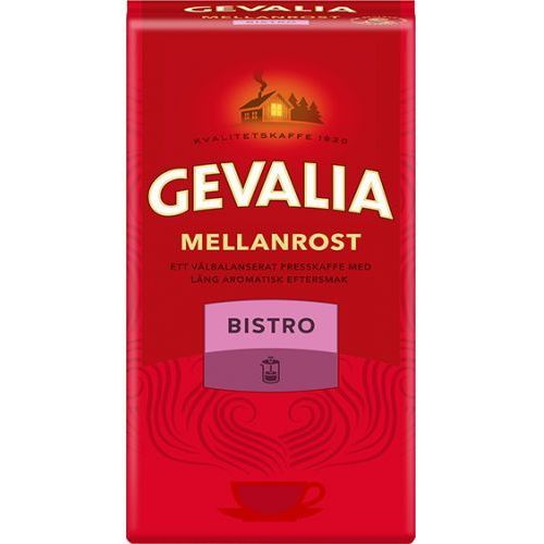 Gevalia bistro mellanrost - kawa mielona - 450g