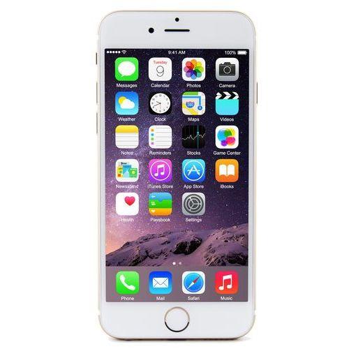 Apple iPhone 6 64GB- telefon z ekranem dotykowym