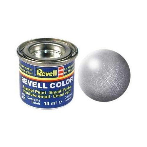 Revell Farba olejna - steel metallic nr 91 / 14ml  32191 (42023142)