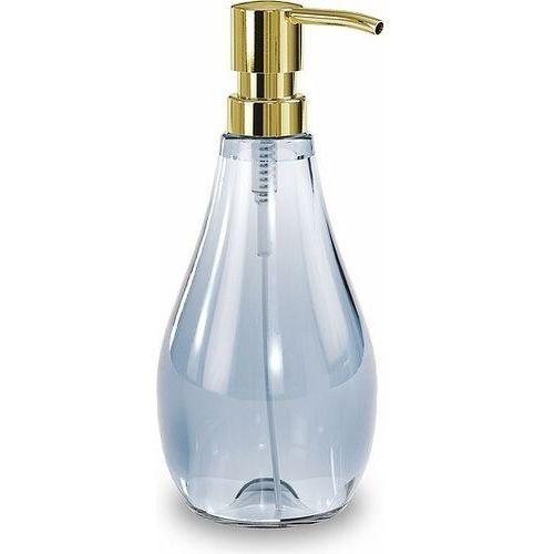 Dozownik do mydła droplet niebieski marki Umbra