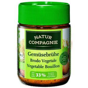Bulion warzywny w proszku bio 6x100g marki Natur compagnie