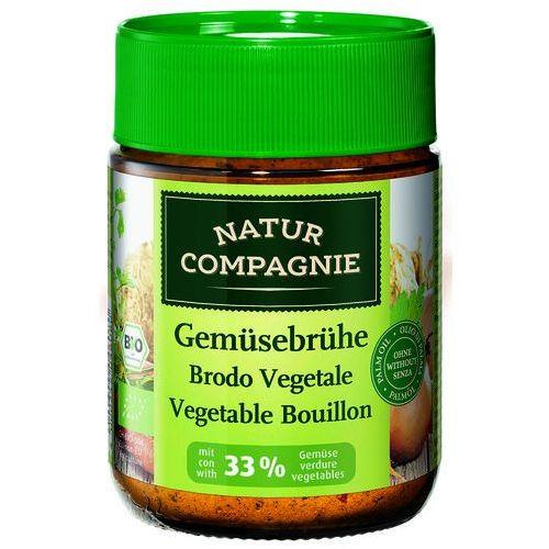 Natur compagnie Bulion warzywny w proszku bio 6x100g