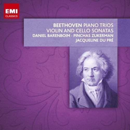Parlophone music poland Klaviertrios,violin-& cello (5099970443424)