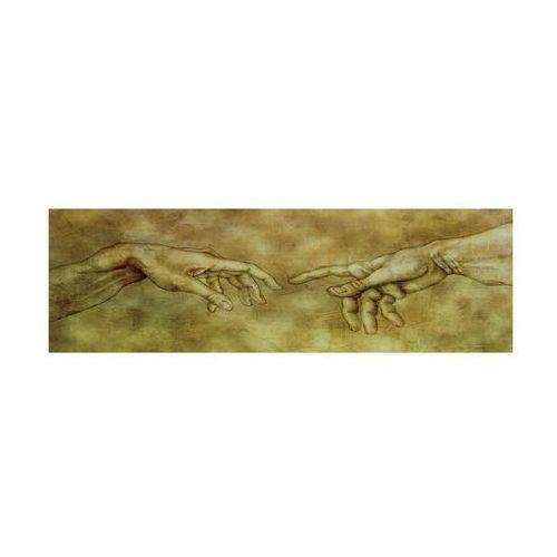 Kanwa michał anioł 145 x 45 cm marki Consalnet