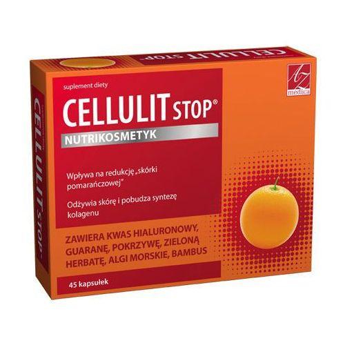Cellulit Stop 45 kapsułek - produkt farmaceutyczny