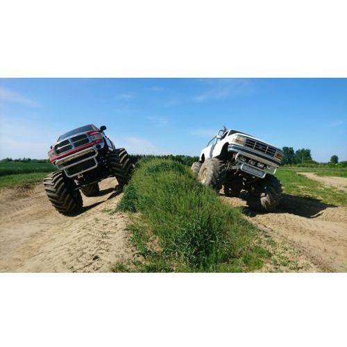 Jazda Monster Truck - 2 osoby - 30 minut - 15 minut