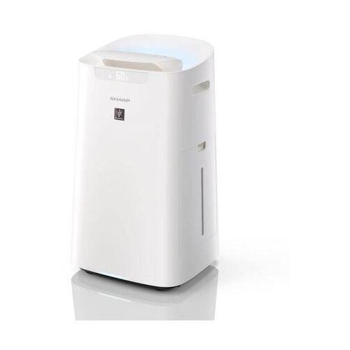 plasmacluster ua-kil80e-w inteligentny oczyszczacz powietrza z nawilżaczem marki Sharp