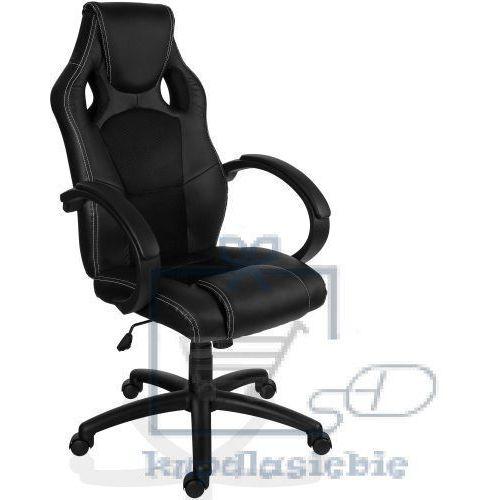 Fotel biurowy obrotowy mx racer czarny marki Racemaster®