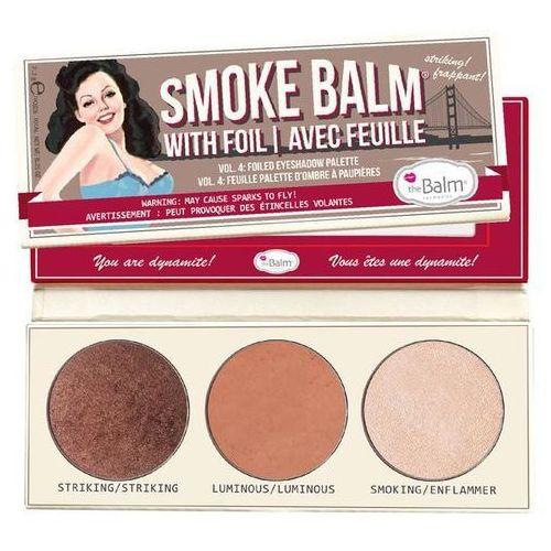 smoke balm vol.4 | paletka cieni do powiek 7,2g marki Thebalm