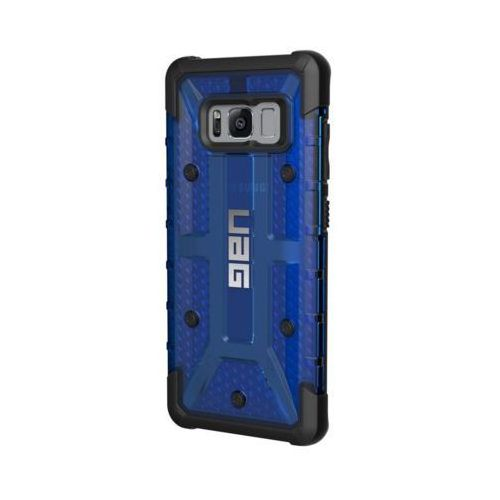Etui URBAN ARMOR GEAR Plasma Case do Samsung Galaxy S8 Plus Niebieski Przeźroczysty