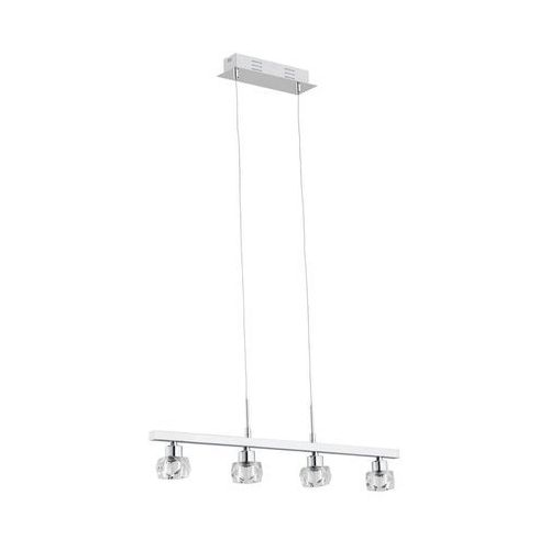 Luxera 34042 - led lampa wisząca zenith 4xled/5w