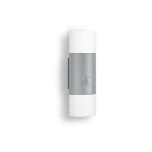 L910 LED oprawa zewnętrzna LED z czujnikiem ruchu 11W srebrny Steinel 576219 (4007841576219)